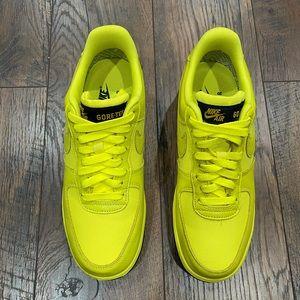 Nike Scarpa bassa air force 1 gore-tex